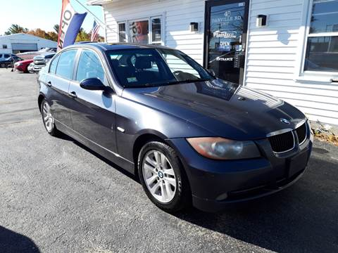 2007 BMW 3 Series 328xi for sale at Plaistow Auto Group in Plaistow NH