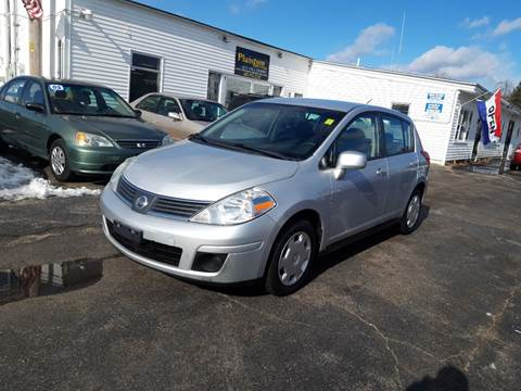 2009 Nissan Versa for sale at Plaistow Auto Group in Plaistow NH