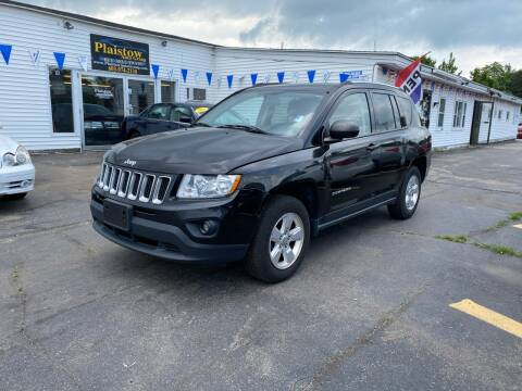 2013 Jeep Compass for sale at Plaistow Auto Group in Plaistow NH