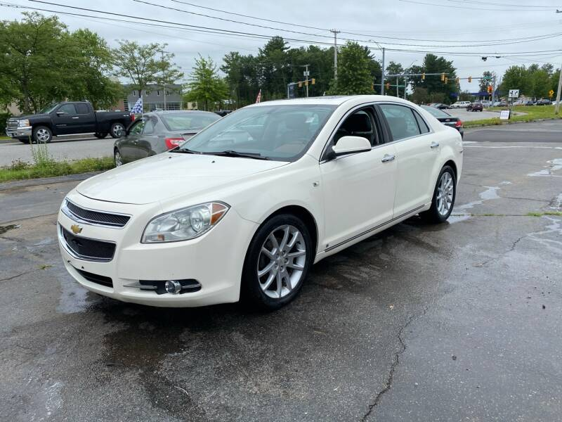 2008 Chevrolet Malibu for sale at Plaistow Auto Group in Plaistow NH