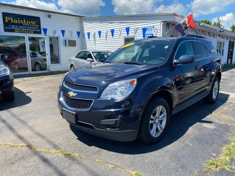 2015 Chevrolet Equinox for sale at Plaistow Auto Group in Plaistow NH