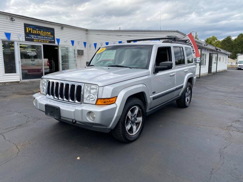 2008 Jeep Commander for sale at Plaistow Auto Group in Plaistow NH