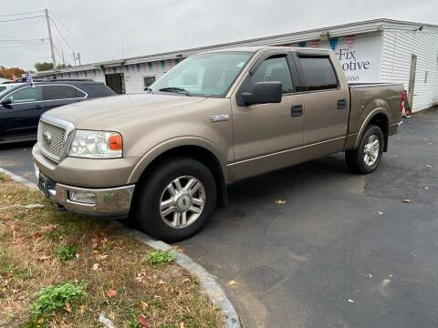 2004 Ford F-150 for sale at Plaistow Auto Group in Plaistow NH
