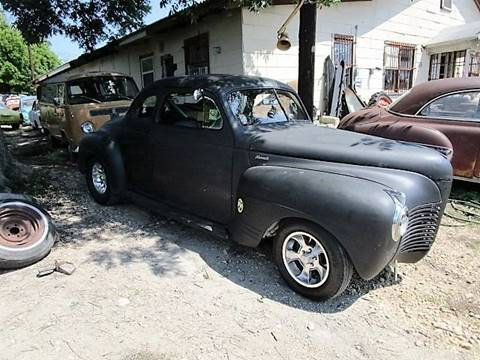 1941 Plymouth Business Coupe for sale in Taylor, TX