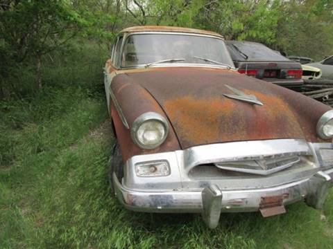 1955 Studebaker Commander for sale in Taylor, TX
