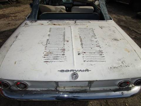 1963 Chevrolet Corvair for sale in Taylor, TX