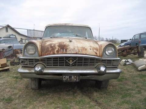 1955 Packard Patrician for sale in Taylor, TX