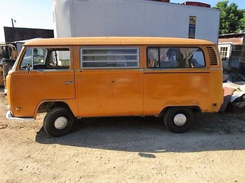 1972 Volkswagen Bus for sale in Taylor, TX