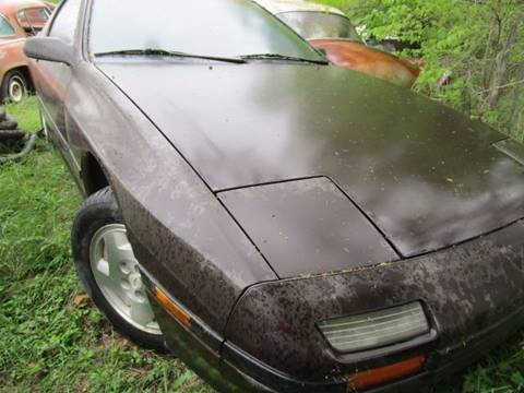 1988 Mazda RX-7 for sale in Taylor, TX