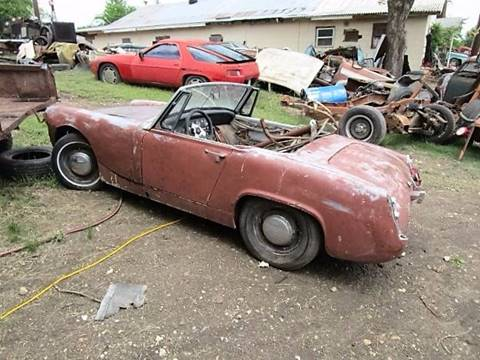 1964 Austin-Healey Sprite MKIII for sale in Taylor, TX