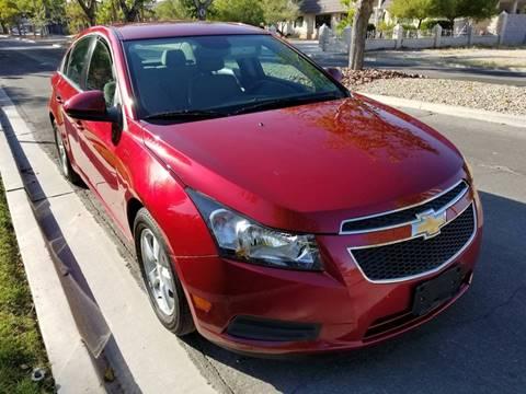 2014 Chevrolet Cruze for sale in Las Vegas, NV