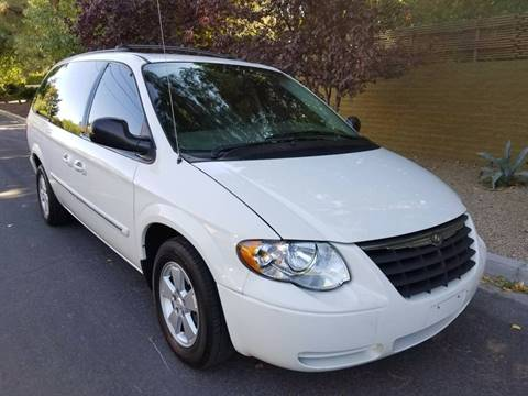 2005 Chrysler Town and Country for sale in Las Vegas, NV