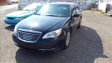 2012 Chrysler 200 for sale in Prescott Valley, AZ
