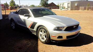 2011 Ford Mustang for sale in Prescott Valley, AZ