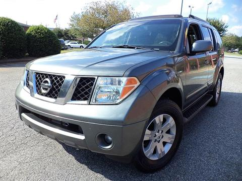 2007 Nissan Pathfinder for sale in Alpharetta, GA