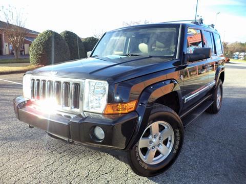 2007 Jeep Commander for sale in Alpharetta, GA
