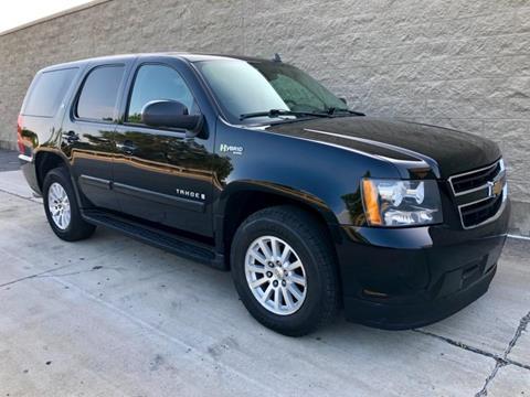 2008 Chevrolet Tahoe for sale in Alpharetta, GA