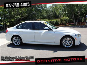 2013 BMW 3 Series for sale in Bellevue, WA