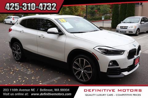 2018 BMW X2 for sale in Bellevue, WA