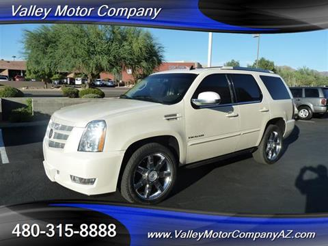 2012 Cadillac Escalade for sale in Scottsdale, AZ