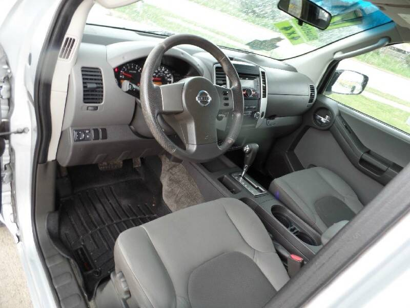 2012 Nissan Xterra 4WD 4dr Auto S - Houston TX