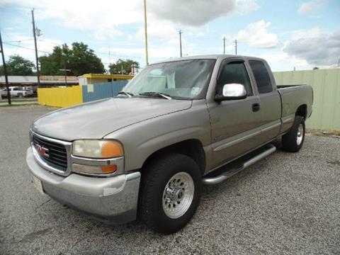 1999 GMC Sierra 2500 for sale in Houston, TX
