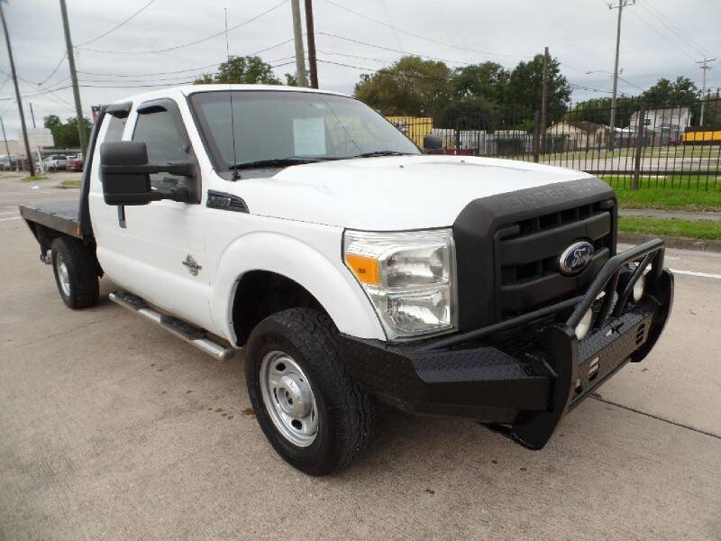 2011 Ford F-250 Super Duty XL Flat bed - Houston TX