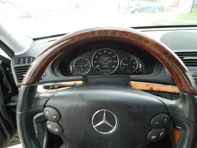 2008 Mercedes-Benz E-Class E 320 BlueTEC 4dr Sedan - Houston TX