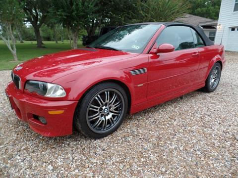 2002 BMW M3 for sale in Houston, TX