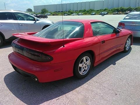 1993 Pontiac Firebird for sale in Houston, TX