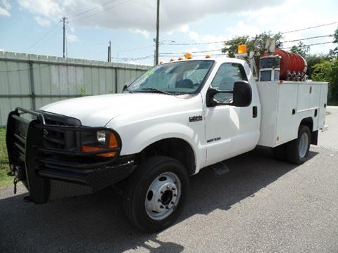 2000 Ford F-450 Super Duty for sale in Houston, TX
