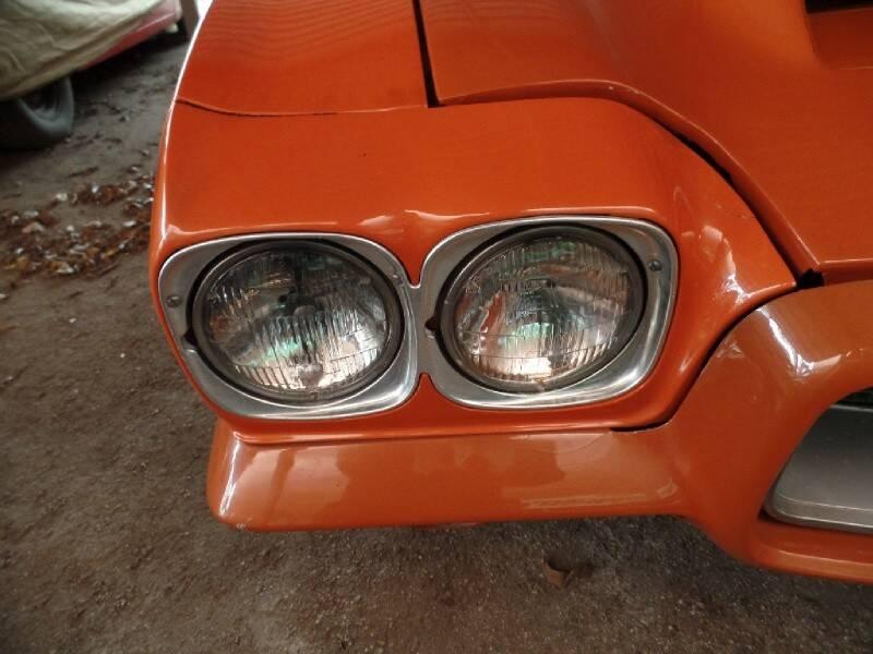 1972 Pontiac GTO real GTO with PHS document - Houston TX