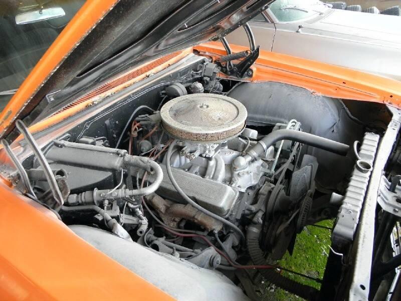 1966 Chevrolet Impala Super Sport hardtop 327 - Houston TX