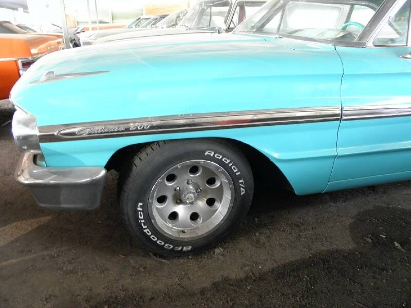 1964 Ford Galaxie 500 2 Dr Hard Top - Houston TX