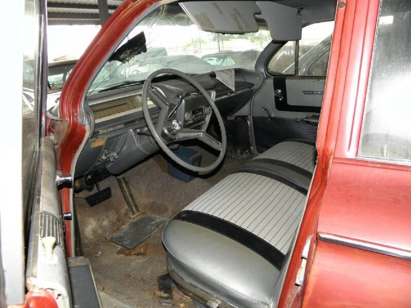 1961 Buick LeSabre Sedan - Houston TX