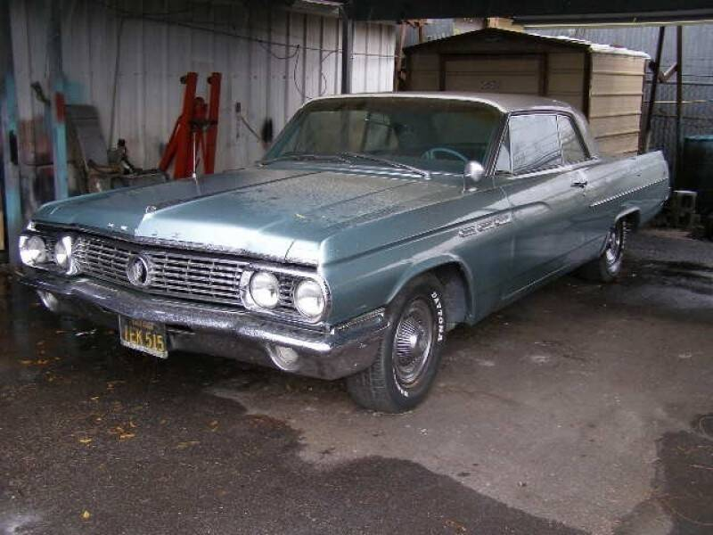 1963 Buick LeSabre 2 Dr Hard Top - Houston TX