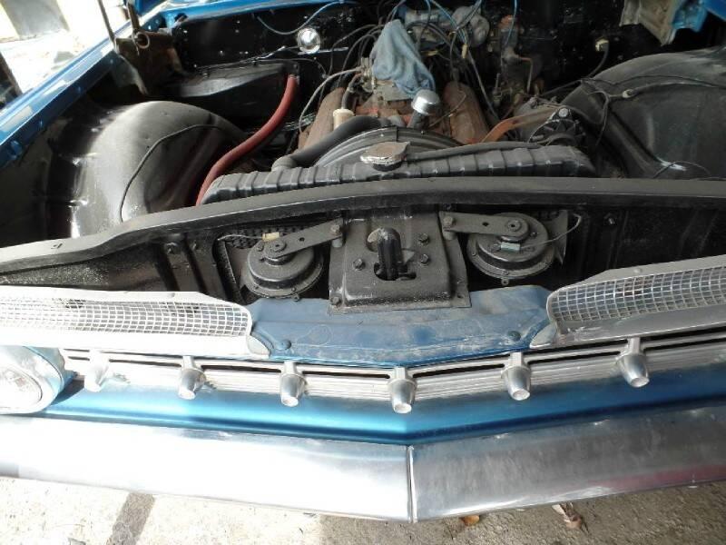 1959 Chevrolet Impala Station Wagon - Houston TX
