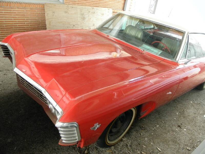 1967 Chevrolet Impala 2 Dr Hard Top SS Super Sport - Houston TX