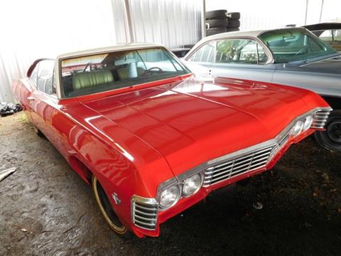 Used 1967 Chevrolet Impala For Sale In Seattle Wa Carsforsale Com