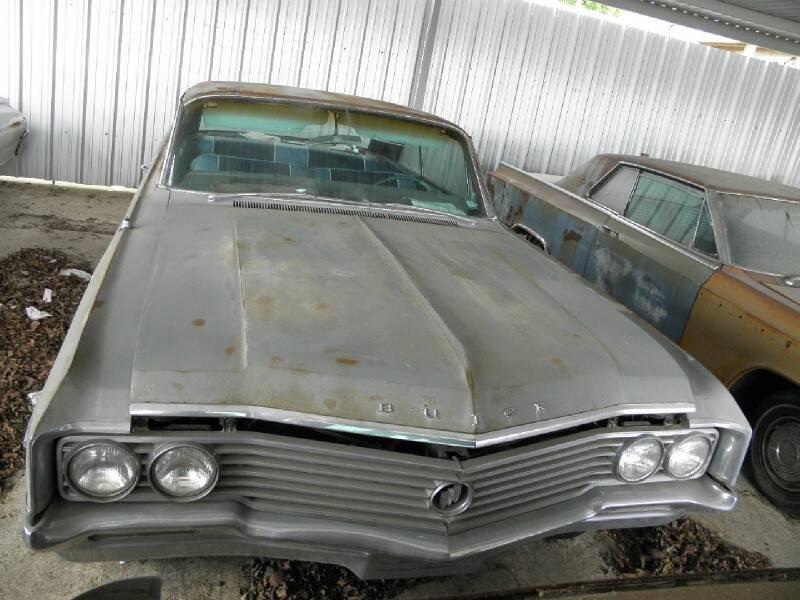 1964 Buick LeSabre 2Dr Hard Top - Houston TX