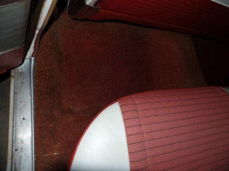 1961 Chevrolet Impala impala 4d post - Houston TX