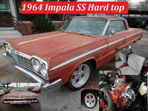 1964 Chevrolet impala super sport ss