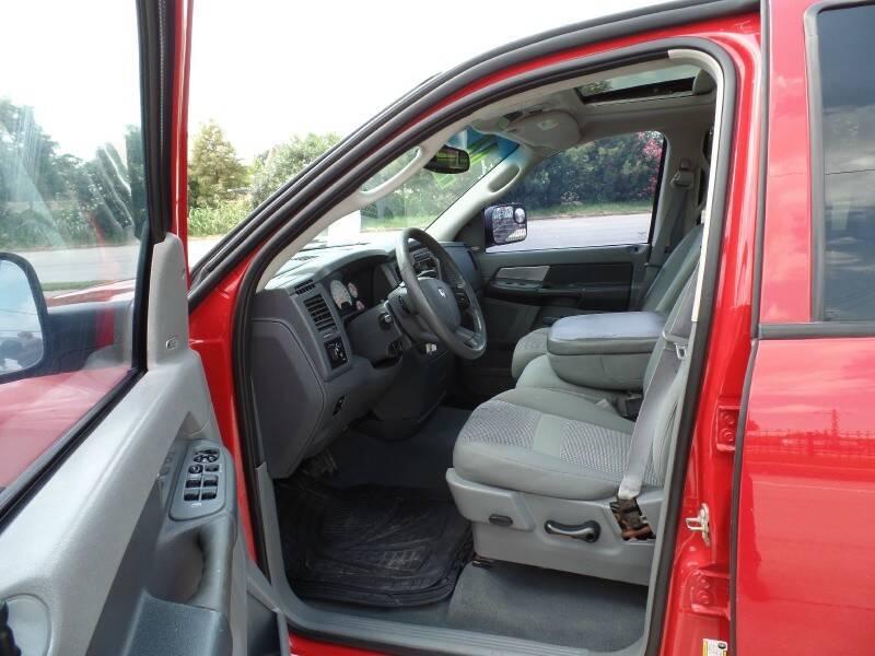2007 Dodge Ram Pickup 1500 2WD Quad Cab 140.5 Sport - Houston TX
