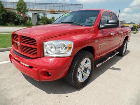 2007 dodge ram pickup 1500 for sale in houston tx. Black Bedroom Furniture Sets. Home Design Ideas