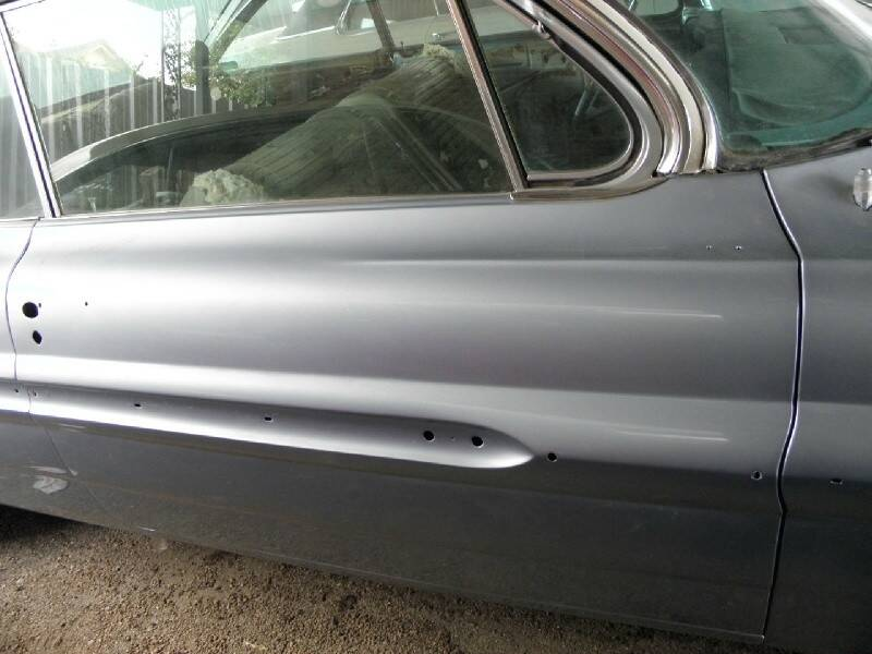 1961 Pontiac Bonneville 2 Dr Bubble TOP - Houston TX