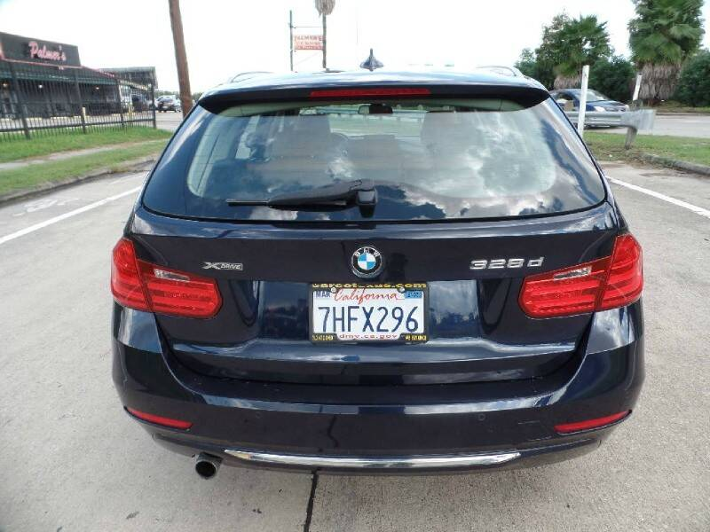 2015 BMW 3 Series AWD 328d xDrive 4dr Wagon - Houston TX