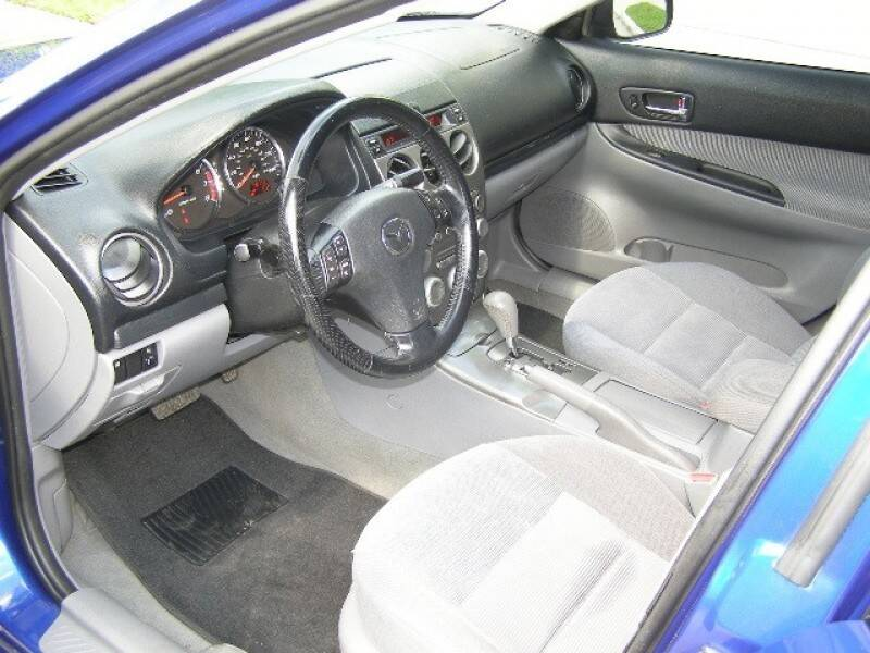 2003 Mazda MAZDA6 s 4dr Sedan V6 - Houston TX