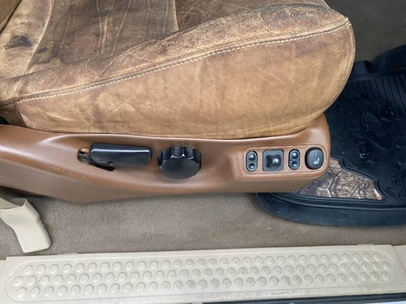 2003 Ford F-350 Super Duty Crew Cab 172  King Ranch 4WD - Houston TX