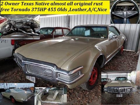 1968 Oldsmobile Toronado for sale in Houston, TX