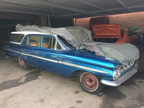1959 Chevrolet Impala for sale in Houston, TX